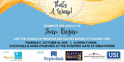 That's a Wrap! Retirement Event in Honor of Joan Kagan
